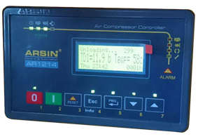 کنترل پنل AR1214